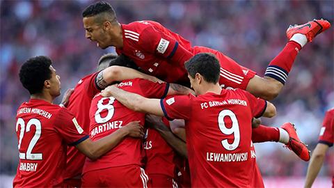 5 trận cầu then chốt trong hành trình bảo vệ ngôi vương của Bayern