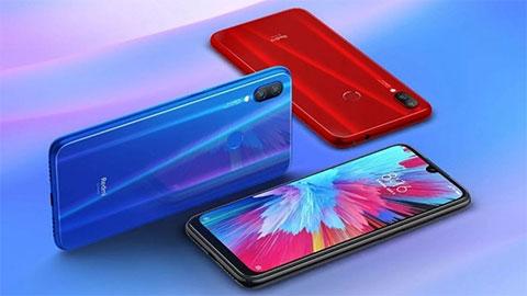 Xiaomi Redmi Note 7S ra mắt với Snapdragon 660, camera 48MP, pin 4000mAh, giá hơn 3 triệu