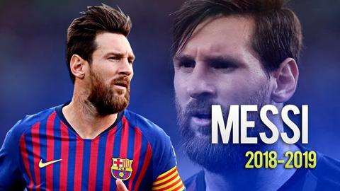 Messi như Thanos của La Liga, đứng đầu 14 trên 15 chỉ số tấn công