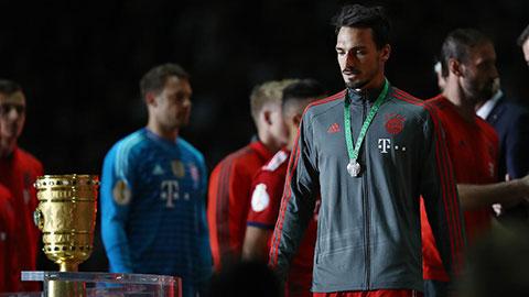 Trước trận chung kết Cúp Quốc gia Đức 2018/19: Hummels và lời nguyền  chung kết DFB-Pokal