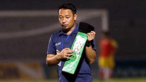 Quảng Nam FC chờ làn gió mới từ HLV Vũ Hồng Việt
