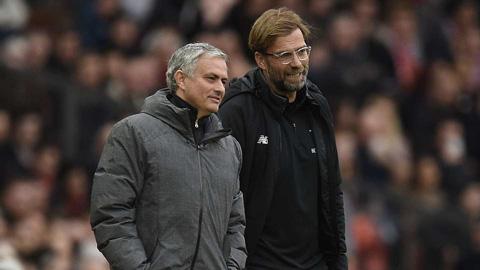 Mourinho lo lắng Klopp khó vượt qua nổi nếu 3 lần thua chung kết Champions League