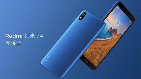 Redmi 7A ra mắt với Snapdragon 439, pin 4000mAh, giá chỉ hơn 2 triệu
