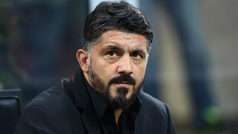 Milan chính thức thia tay HLV Gattuso