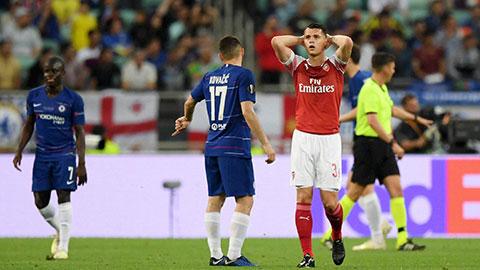 Arsenal lại gục ngã ở một trận chung kết: Cái kết buồn cho những kẻ... ít khát khao