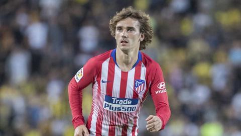 Griezmann đã ký hợp đồng với Barca từ 2 tháng trước
