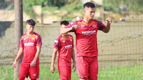 Hôm nay, U23 Việt Nam đá giao hữu với Viettel
