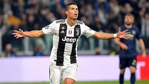 Ronaldo giật giải bàn thắng đẹp nhất Champions League 2018/19