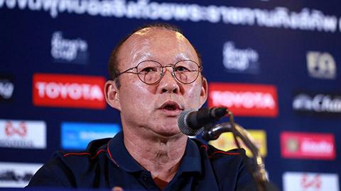 Thầy Park: 'Thắng Thái Lan không có gì to tát'