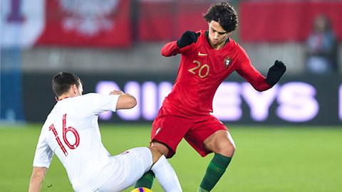 Người Bồ có 'Ronaldo mới'  trị giá 120 triệu euro