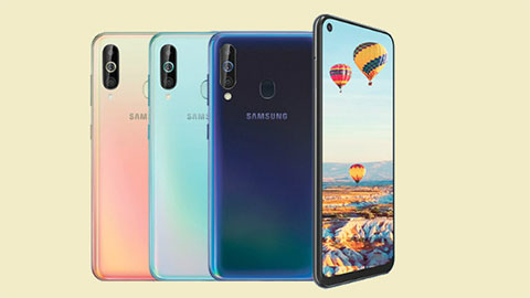 Samsung Galaxy M40 chạy Snapdragon 675, 6GB RAM, pin 3500 mAh, giá dưới 7 triệu