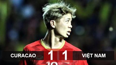 Curacao 1-1 (pen 5-4) Việt Nam: Hụt chức vô địch sau loạt luân lưu định mệnh