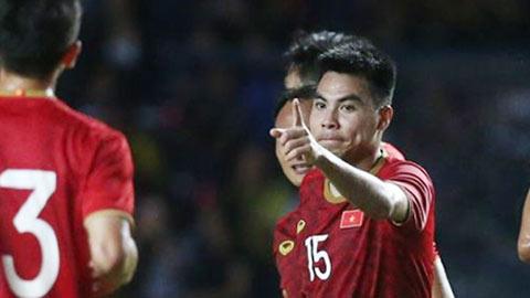 Việt Nam sắp vào top 15 đội châu Á mạnh nhất