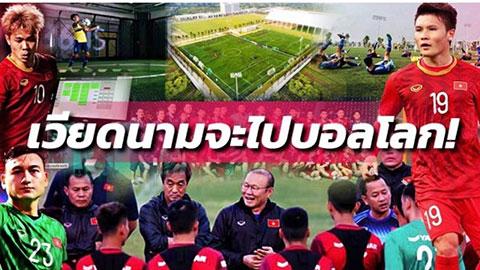 Truyền thông Thái Lan thừa nhận Việt Nam là số 1 Đông Nam Á