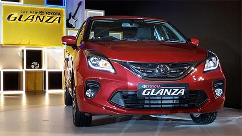 Toyota Glanza 2019 đẹp mê ly giá chỉ 243 triệu đồng, được trang bị những gì?