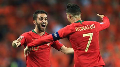 Bernardo Silva: Khi Ronaldo phải nhường hào quang