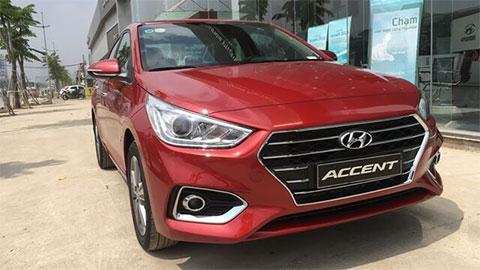 Hyundai Accent giá hơn 400 triệu, bất ngờ 'đánh bại' Grand i10 về doanh số trong tháng 5