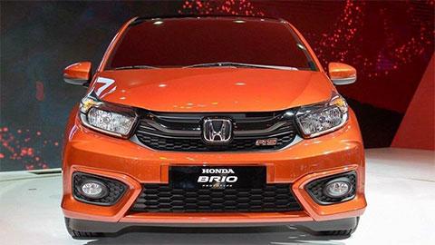 Honda Brio giá rẻ chốt ngày ra mắt tại VN 'so găng' VinFast Fadil, Toyota Wigo