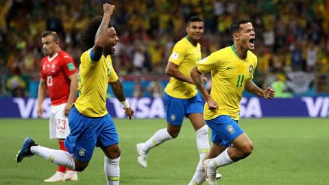 ĐT Brazil: Mệnh lệnh phải vô địch