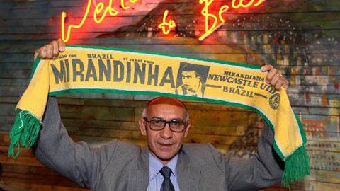 Cựu danh thủ Newcastle mở trang trại nuôi heo tại Brazil