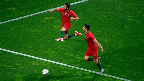 ĐT Bồ Đào Nha: Chiến thắng bằng hiệu quả