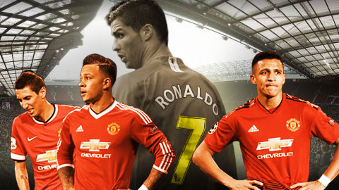 10 năm Ronaldo gieo lời nguyền số 7 tại M.U