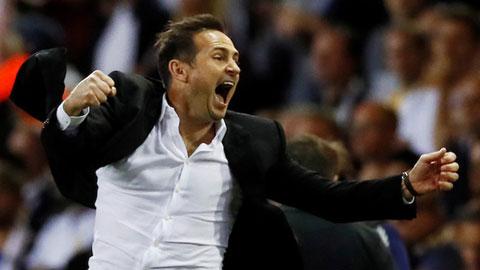 Chelsea bắt đầu đàm phán với Lampard
