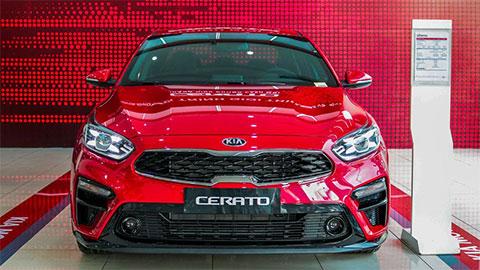 Kia Cerato 2019 giá rẻ bất ngờ 'đánh bại' Mazda 3 ở phân khúc hạng C