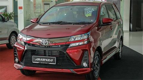 Toyota Avanza 2019 giá từ 315 triệu sắp có mặt tại VN 'quyết đấu' Mitsubishi Xpander, Suzuki Ertiga