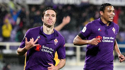 Roma rút lui ở ICC 2019, Fiorentina thế chỗ đấu Arsenal
