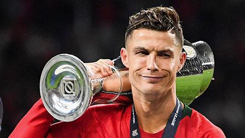 Ronaldo sở hữu kỷ lục mà Messi phải thèm khát