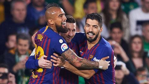 Nội chiến La Liga ở Copa America