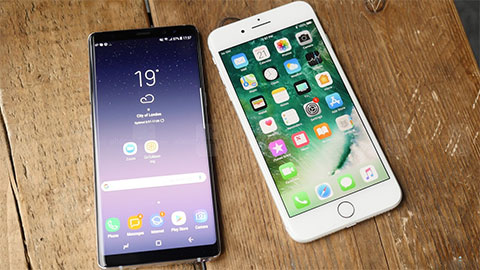 Samsung Galaxy Note 8, iPhone 7 Plus, iPhone XR, Huawei P30 Pro bất ngờ giảm giá sốc
