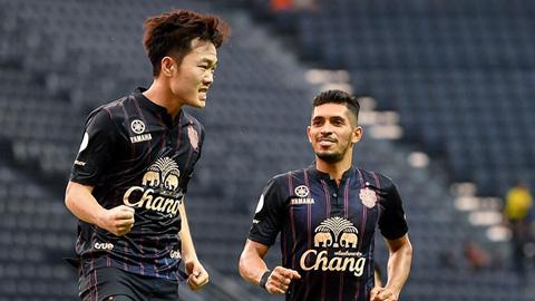 Xuân Trường đoạt giải  bàn thắng đẹp nhất tháng 5 tại Thai League