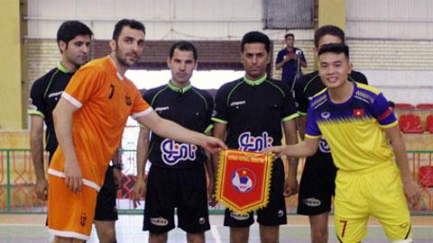 U20 Futsal châu Á: Việt Nam thận trọng trận ra quân