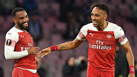 Aubameyang sẽ chia tay Arsenal để tới Trung Quốc?