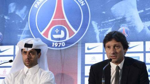 Chiếc ghế giám đốc thể thao ở PSG: Bổ nhiệm người cũ Leonardo