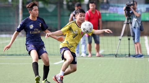 Cựu danh thủ Trần Minh Chiến 'thổi lửa' cho 200 bác tài ra sân đá bóng