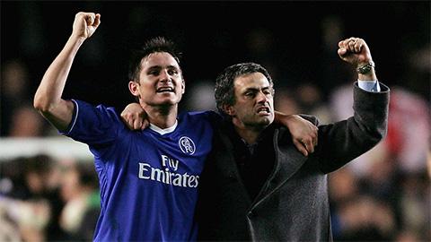 Lampard nên chọn Mourinho làm phụ tá ở Chelsea