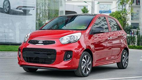 Kia Morning bất ngờ giảm giá mạnh 'quyết đấu' Hyundai Grand i10, VinFast Fadil