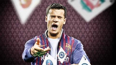 Coutinho có thể đầu quân cho CLB nào vào Hè này?