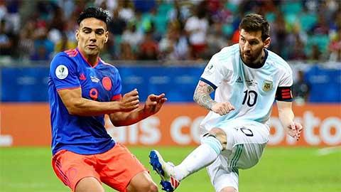 Falcao: 'Messi phải trả giá vì hay nhất thế giới'