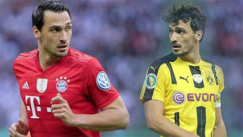 Hummels chia tay Bayern, trở lại khoác áo Dortmund