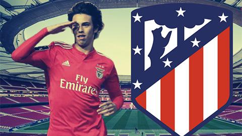 Ngày hôm nay, Joao Felix sẽ gia nhập Atletico