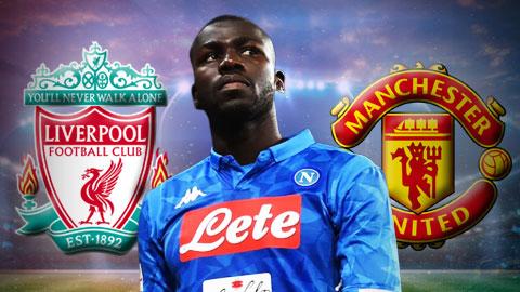 Chuyển nhượng 20/6: Liverpool quyết giành Koulibaly trước mũi M.U và Juve