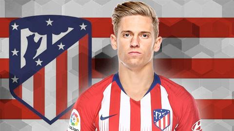 Atletico 'cuỗm' ngọc thô của Real với giá 40 triệu euro