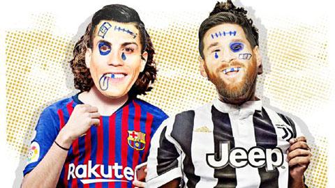 Tại sao fan của Ronaldo và Messi ghét nhau tê tái?