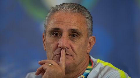 Tite phủ nhận Brazil dùng máy bay do thám đối thủ tại Copa America