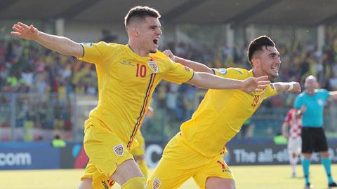 U21 Romania: Thế hệ chiến thắng mới của Gheorghe Hagi
