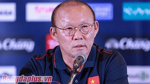 HLV Park Hang Seo được chọn thêm 3 cầu thủ cho SEA Games 2019